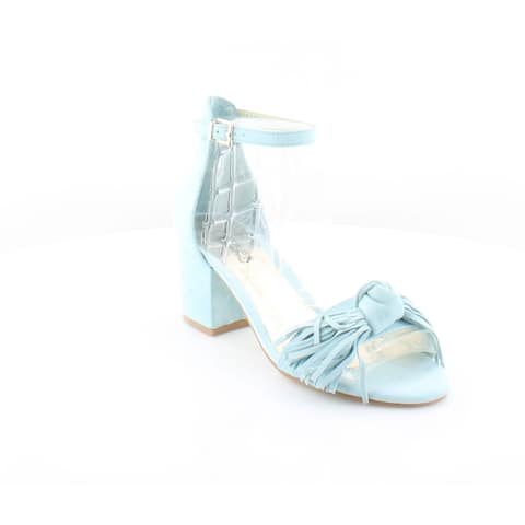 Carlos by Carlos Santana Mirabelle Women's Sandals Light Blue - 7