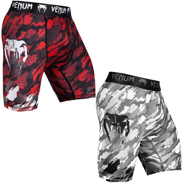 Venum Tecmo Compression Vale Tudo Fight Shorts