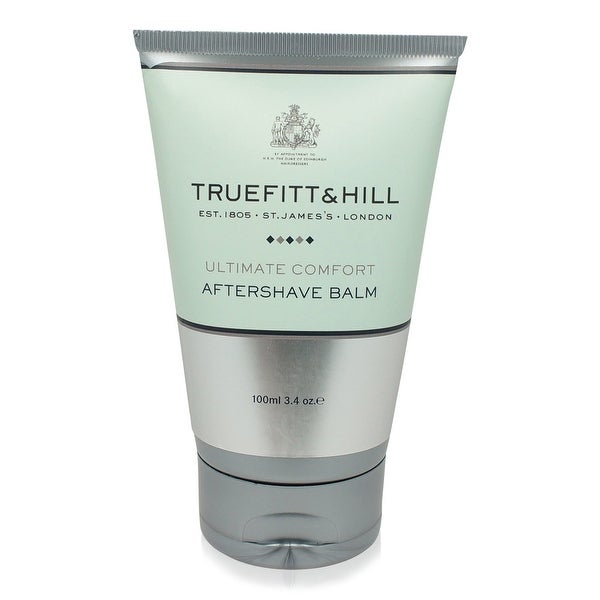 Truefitt & Hill Ultimate Comfort Aftershave Balm Travel Tube 3.5 Oz