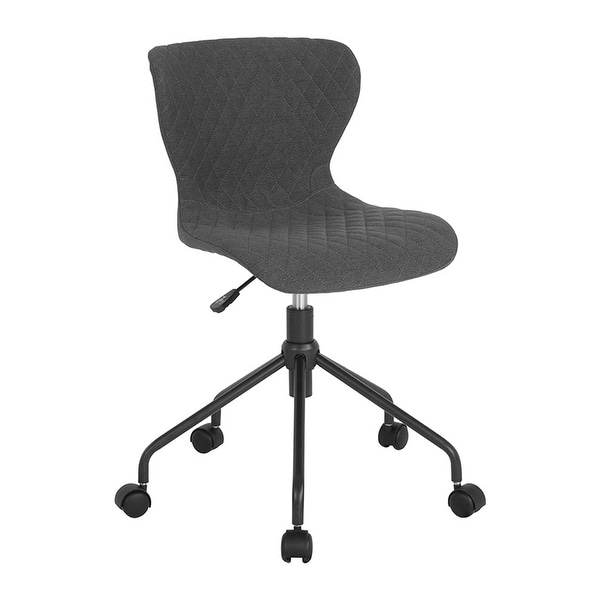 Shop Offex Home And Office Adjustable Height Upholstered