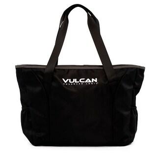 Vulcan Club Tennis Tote (Black)