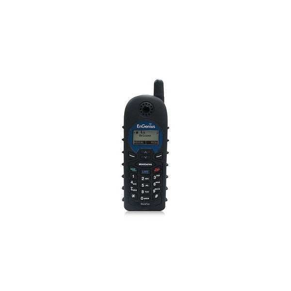 Engenius DuraWalkie 1X Walkie Talkie w/ Unmatched Wireless Coverage for Durafon1X