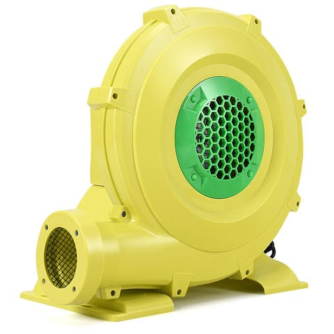 Costway Air Blower Pump Fan 680 Watt 1.0HP For Inflatable Bounce House Bouncy Castle