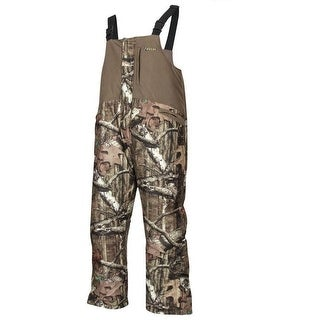 Rocky Outdoor Pants Mens ProHunter Reversible Bib WP Mossy Oak HW00130