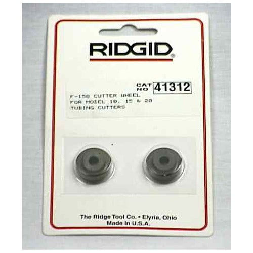 Ridgid 41312 Pipe Cutter Wheel # F-158