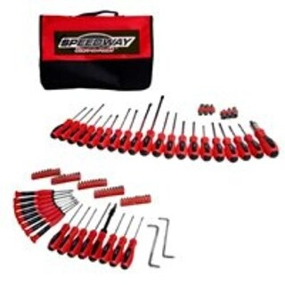 Speedway 52344 Screwdriver Set, 100 Piece