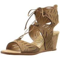 Dolce Vita Women's Langly Wedge Sandal
