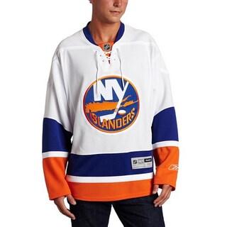 Nhl New York Islanders Premier Jersey, White, Medium - White