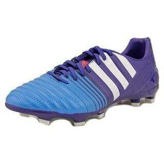 Adidas Nitrocharge 3.0 TRX FG   Round Toe Synthetic  Cleats