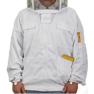 Little Giant JKTM Medium Bee Keeper Jacket, White