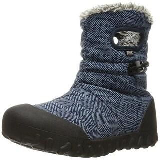 Bogs Boys B-Moc Dash Puff Printed Winter Boots