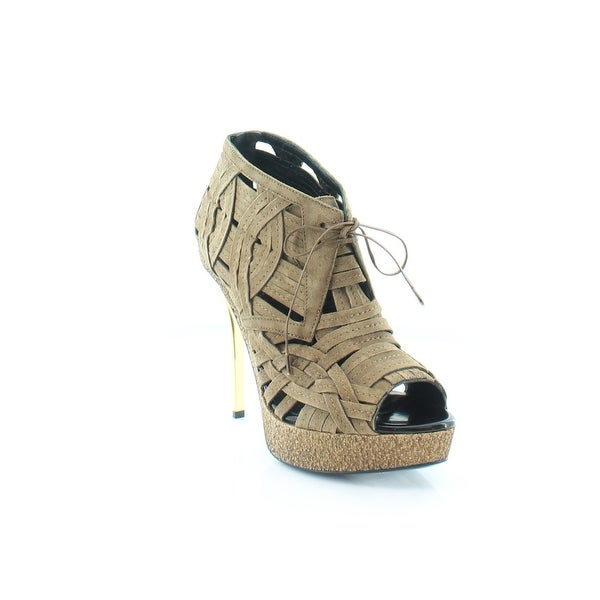 Burberry Prorsum Women's Heels Walnut Brown