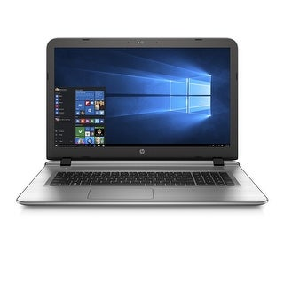 "HP Pavilion 17-g110nr 17.3"" Laptop Intel Pentium N3700 1.6 GHz 4GB 1TB W10"