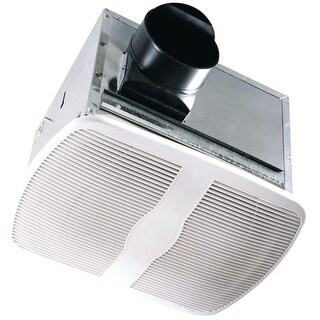 Air King AK110PN 100 CFM Energy Star Rated 1.5 Sone Bath Fan from the Quiet Collection