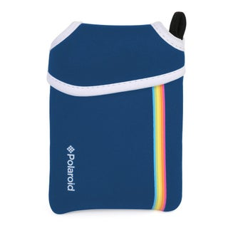 Polaroid Neoprene Pouch for The Polaroid ZIP Mobile Printer (Option: Blue)