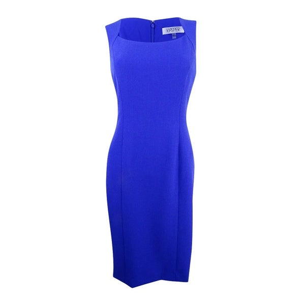Kasper Women's Sheath Dress - Iris