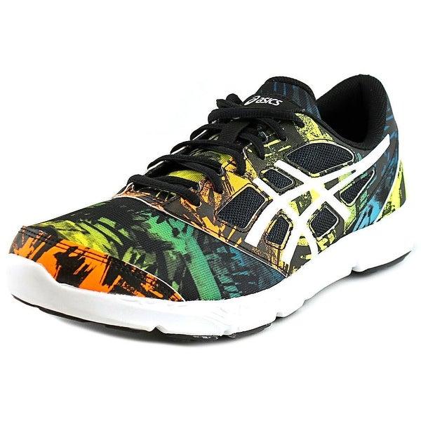 b91514b97b460 Shop Asics 33-DFA- 2 GS Youth Round Toe Synthetic Running Shoe ...