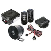 4-Button Car Remote Door Lock Vehicle Security System