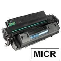 Hewlett Packard  Compatible Micr Toner Cartridge, Black - 13K