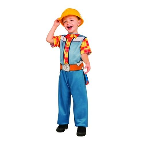 Boys Bob the Builder Halloween Costume