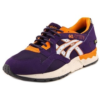 Asics Gel-Lyte V Youth Round Toe Synthetic Purple Sneakers