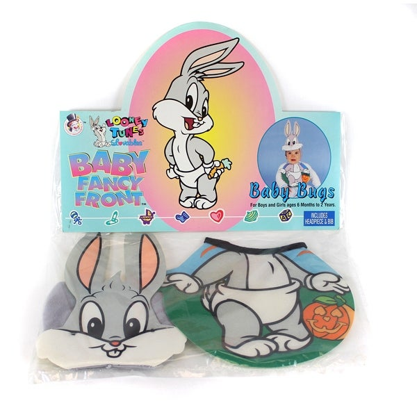 Baby Bugs Bib & Bonnet