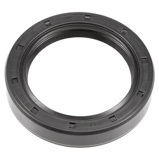Oil Seal, TC 38mm x 52mm x 10mm, Nitrile Rubber Cover Double Lip - 38mmx52mmx10mm