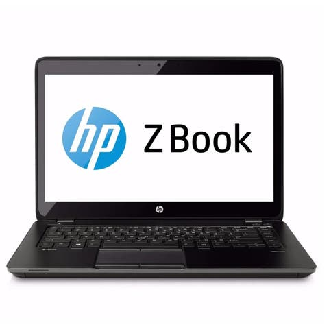 "HP ZBook 14 G2 i5-5200U 2.2GHz 8GB 500GB 14"" Win 10 Pro (Refurbished)"