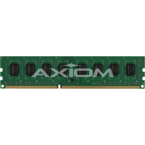"""Axion AX55193766/1 Axiom PC3-14900 Unbuffered ECC 1866MHz 8GB ECC Module - 8 GB - DDR3 SDRAM - 1866 MHz DDR3-1866/PC3-14900 -"