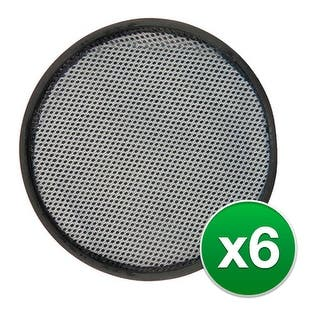 Replacement Vacuum Filter for Dyson DC25 All Floors Exclusive Vacuum Model - 6 Pk|https://ak1.ostkcdn.com/images/products/is/images/direct/1cbce7ba2ba620bb48ae3fca422c47407d5b43ce/Replacement-Vacuum-Filter-for-Dyson-DC25-All-Floors-Exclusive-Vacuum-Model---6-Pk.jpg?impolicy=medium