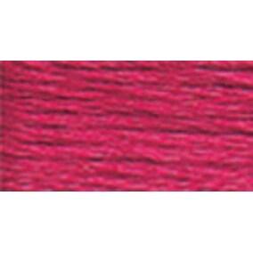 Cranberry Dark - DMC 6-Strand Embroidery Cotton 100g Cone
