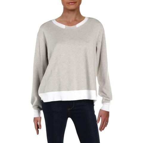Wilt Womens Sweatshirt, Crew Crewneck Lounge