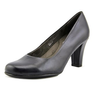 Aerosoles Major Role Women  Round Toe Leather  Heels