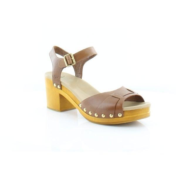 UGG Janie Women's Heels Rust