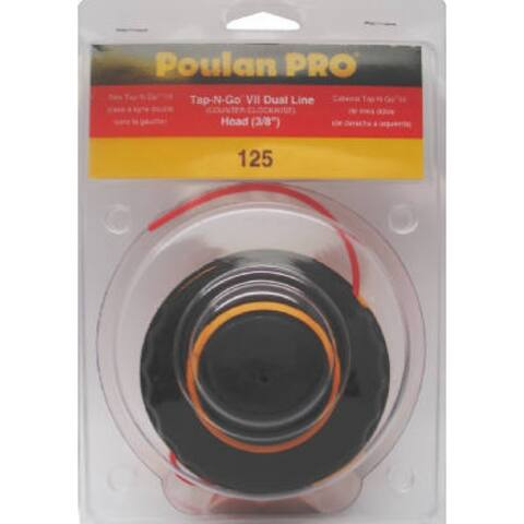 """Poulan Pro 701718 Replacement Trimmer Head, 0.095"""""""