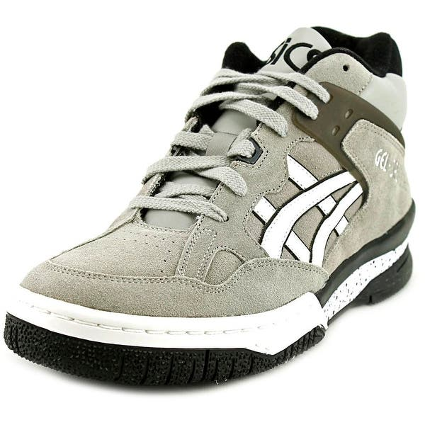 tout neuf 13e4b 8e0d2 Shop Asics Gel-Spotlyte Men H Round Toe Suede Sneakers ...
