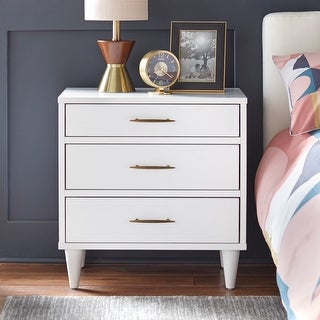 Link to Lifestorey Ana 3-Drawer Nightstand Similar Items in Bedroom Furniture