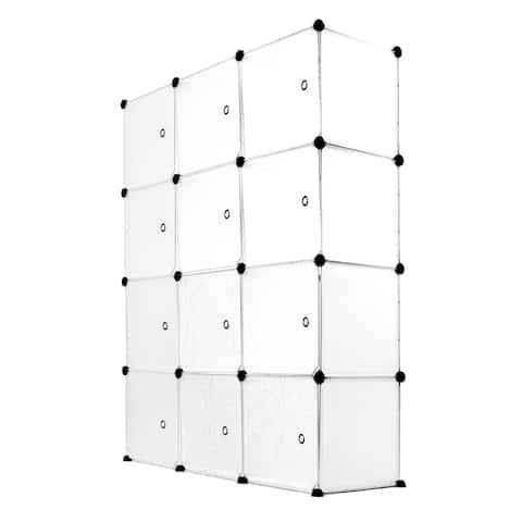 Work-It! 12-Modular Cube Storage Organizer