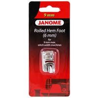 Janome 6mm Hemmer Foot for 9mm Machines