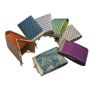 Women's French Ten Slot Accordion Style Credit Card Wallet - Medium|https://ak1.ostkcdn.com/images/products/is/images/direct/1cc28afb7e4b9ea5b962228144324ced02a30d21/Women%27s-French-Ten-Slot-Accordion-Style-Credit-Card-Wallet.jpg?impolicy=medium