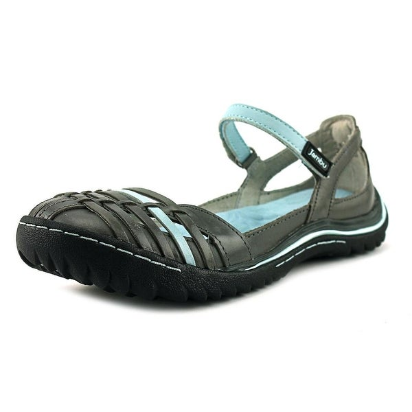 Jambu Bel Air Women Gray Flats