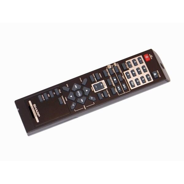 OEM Sharp Remote Control: XLDH229N, XL-DH229N, XLDH259N, XL-DH259N