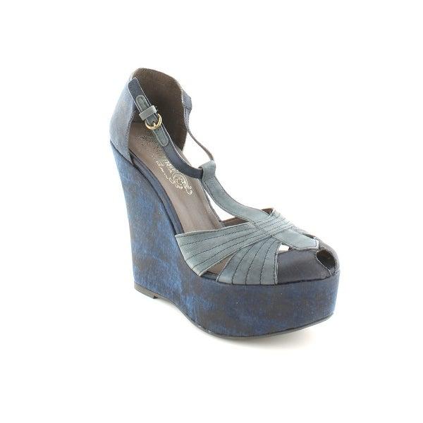 Nine West Vintage America Collection Theghost Women's Heels BLU/Lochenes