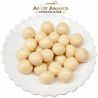 Andy Anand White Chocolate French Vanilla Cordials Gift Boxed
