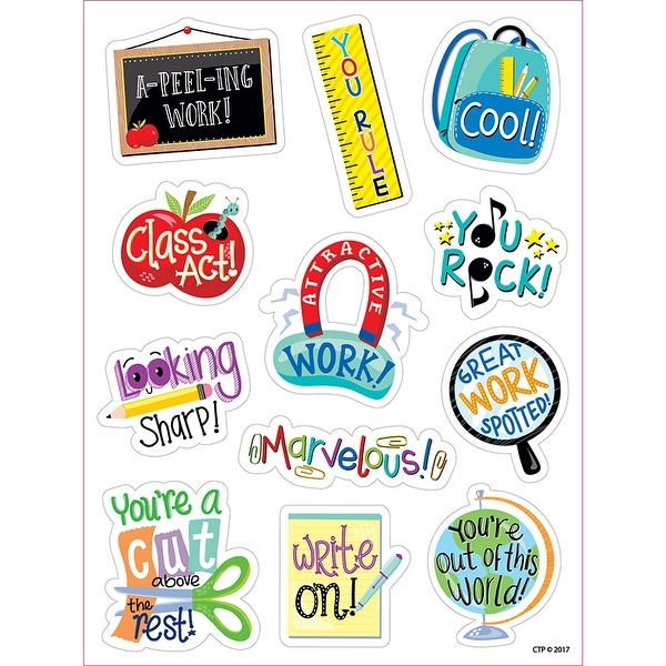 Student Rewards Stickers