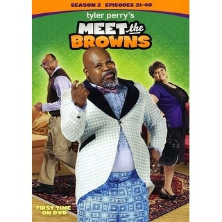 Meet the Browns: Season 2 [DVD]
