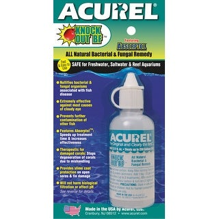 Acurel Knockout BF 50ml Treats 250 Gallons - treats 250 gallons