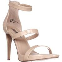 I35 Sadiee Strappy Dress Sandals, Summder Nude