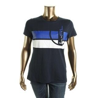 Lauren Ralph Lauren Womens Athletic Knit Shirts & Tops