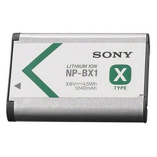 Sony 1240mAh Li-Ion Rechargeable Battery Pack - White